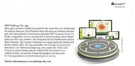 Leistungslust 2017 - MFT Challenge Disc App